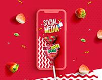 Social media Bon Bon Bum 2018
