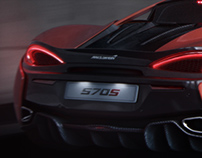 McLaren 570S | CGI