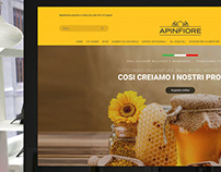 Apinfiore e-commerce restyling
