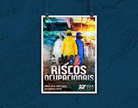 Volk do Brasil - Riscos Ocupacionais | Flyer
