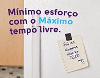 Concept Campaign Máximo l Ober