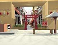 3D Max : Nihon festa