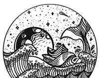 Line Art Series | Doodle Art
