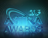 2015 ASTRA Awards – Show Package