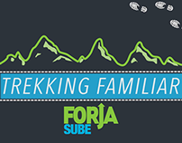 Forja Trekking familiar