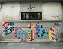 """""""SMILE"""" for SC ART VILLAGE, Suncheon city, Korea"""