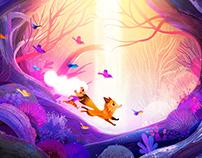 Run in the Magic Forest
