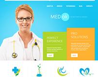 Health Care Joomla Template