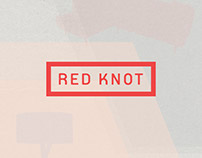Red Knot print and digital ads
