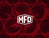 MFD Branding and Stationary