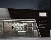 NIX Jean - Flag shop design 2009