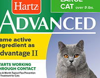 Hartz Flea & Tick Packaging Concepts