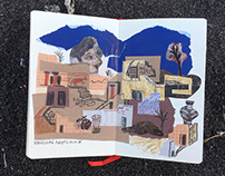 Crete scetchbook