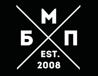 Logo and uniform of a mini-football club BMP