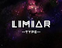 Limiar - typeface