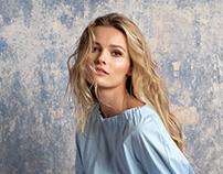 Edita Vilkeviciute for Moteris Magazine