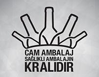 Cam Ambalaj Sağlıklı Ambalaj