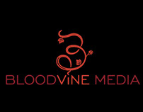 BLOOD VINE MEDIA LOGO + ANIMATION