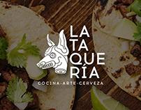 LA TAQUERÍA cocina/arte/cerveza