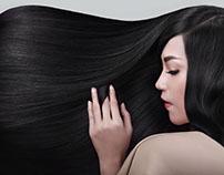 Beauty spread for Flair Magazine