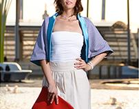 fashion outfit [bolero]