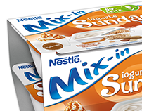 Iogurte Sundae . Mix-in [Nestlé]