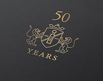 Zilli 50 years