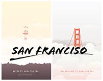 San Franciso Ft. Karl The Fog