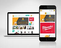 E-Commerce site development - 500bar.hu