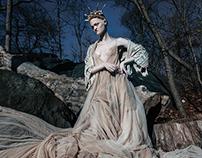 The Fairy from a hidden kingdom
