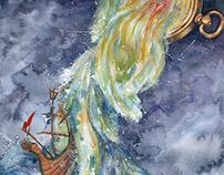 Adrift...