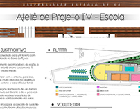 Ateliê de Projeto IV - Escola
