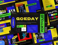 Goeday Presentation Template