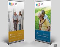 HCG Hospital Standees