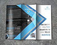 Creative Corporate Trifold Brochure Template -20