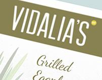 Vidalia's restaurant identity