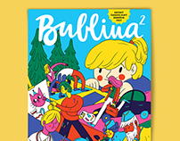 Bublina- magazine for kids