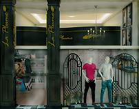 Loja La Plume/ Shopping Criciúma