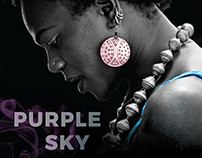Purple Sky - Publication Design