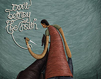 Don't betray the faith