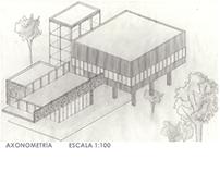 PROYECTO UI FORMA/ 2015-1/ Pabellón Café