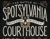 The Battle of Spotsylvania Courthouse
