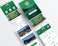 Miklagard Golf Mobile App