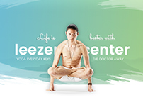 Leezen - Exclusive Yoga Center PSD Template