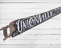 Unionville Vintage Saw