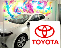 Toyota Make Your Mark Paintball Experience