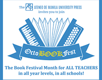 OctoBOOKFest: Ateneo de Manila University Press