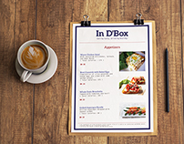 Enterprise Development Project [ In D'Box ]