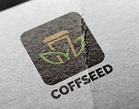 Logo COFFSEED | Visual identity (Academy work)