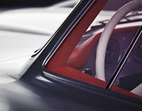 Mercedes-Benz 300SL Concepts